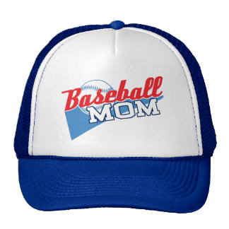 Mamá del béisbol gorro