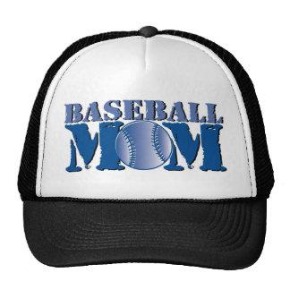 Mamá del béisbol gorras