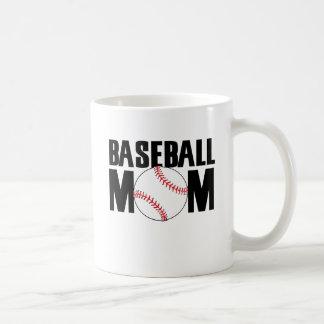 MAMÁ del béisbol Taza Clásica