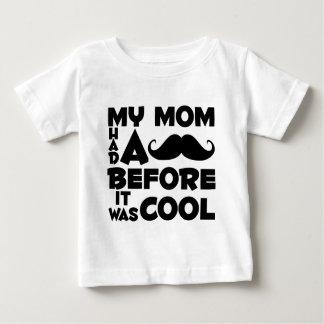 Mamá del bigote tshirt