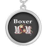 Mamá del boxeador joyeria