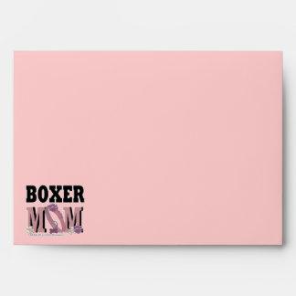 MAMÁ del boxeador