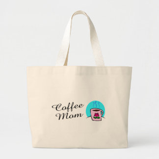 Mamá del café bolsa de mano