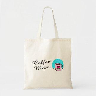 Mamá del café bolsas de mano