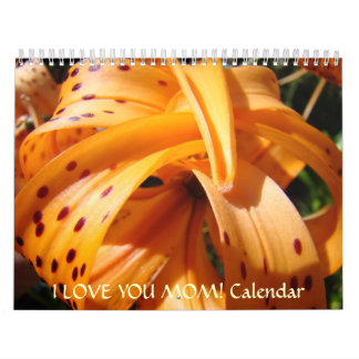¡MAMÁ del calendario de la MAMÁ del REGALO del