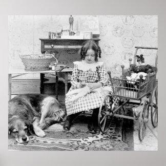 Mamá del carro: 1900 posters