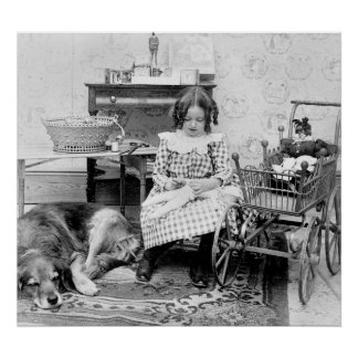 Mamá del carro: 1900 póster