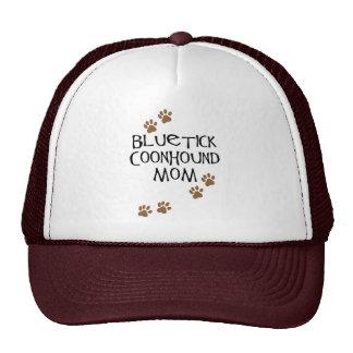 Mamá del Coonhound de Bluetick Gorro De Camionero