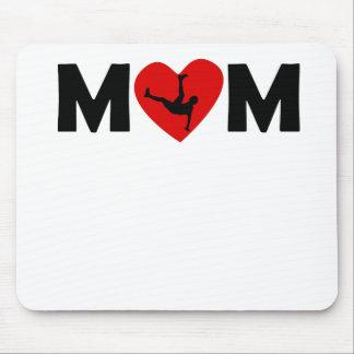 Mamá del corazón del baile