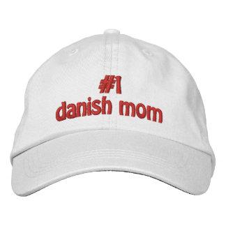 Mamá del danés #1 gorro bordado