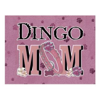 MAMÁ del Dingo Postal