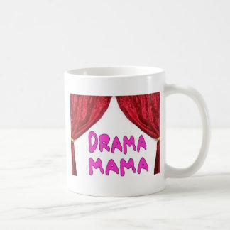 MAMÁ DEL DRAMA TAZA DE CAFÉ