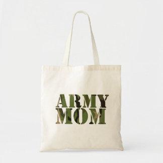 Mamá del ejército bolsa tela barata