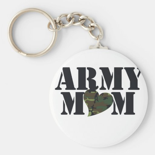 Mamá del ejército llavero