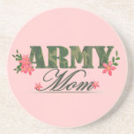 Mamá del ejército posavasos manualidades