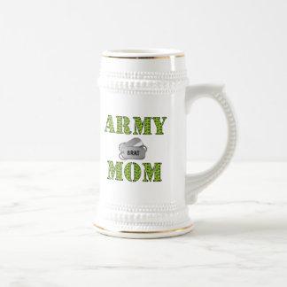 Mamá del ejército tazas