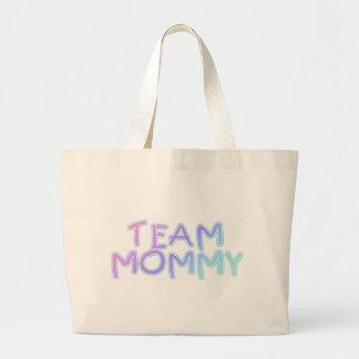 Mamá del equipo bolsas