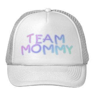 Mamá del equipo gorras de camionero