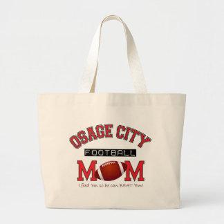 MAMÁ del fútbol de la ciudad de Osage Bolsa