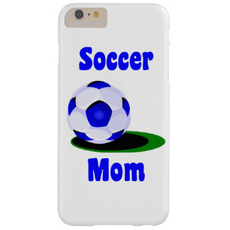 Mamá del fútbol funda barely there iPhone 6 plus