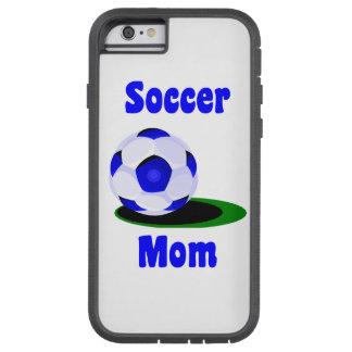 Mamá del fútbol funda tough xtreme iPhone 6