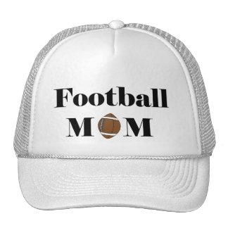 mamá del fútbol gorro de camionero