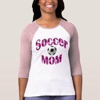 Mamá del fútbol poleras