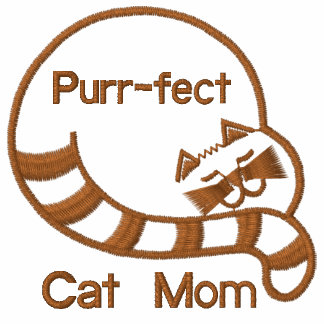 Mamá del gato del Ronroneo-fect