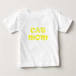 Mamá del gato playera