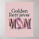 MAMÁ del golden retriever Impresiones