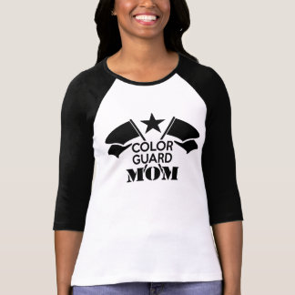 Mamá del guardia de honor playera