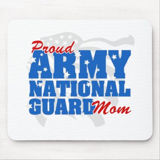 Mamá del Guardia Nacional del ejército Tapete De Ratón
