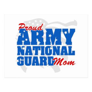 Mamá del Guardia Nacional del ejército Postal