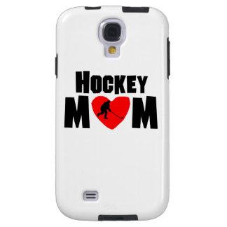 Mamá del hockey