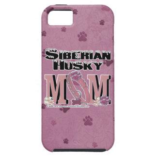 MAMÁ del husky siberiano iPhone 5 Carcasa
