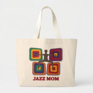 Mamá del jazz bolsa