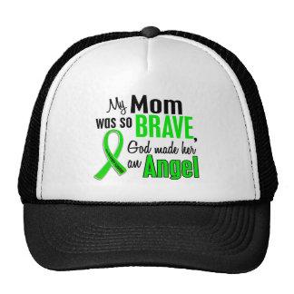 Mamá del linfoma de Non-Hodgkins del ángel 1 Gorros