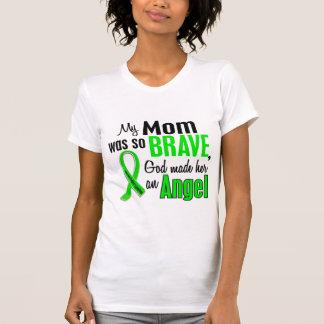 Mamá del linfoma de Non-Hodgkins del ángel 1 Playera