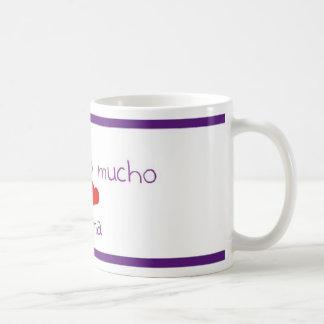 MAMÁ del mucho del quiero de Te Tazas De Café