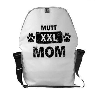 Mamá del Mutt Bolsa Messenger