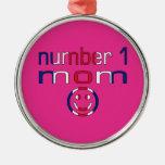 Mamá del número 1 (el cumpleaños de la mamá y el d ornamentos de reyes magos