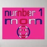 Mamá del número 1 (el cumpleaños de la mamá y el d posters