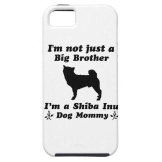 Mamá del perro del inu de Shiba iPhone 5 Funda