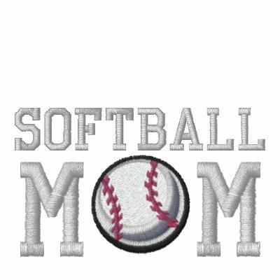 Mamá del softball