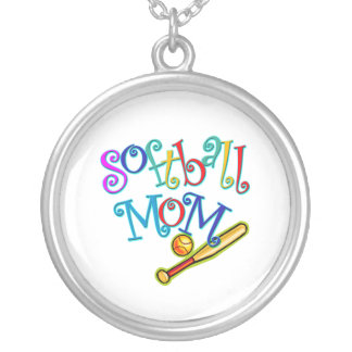 Mamá del softball joyerías