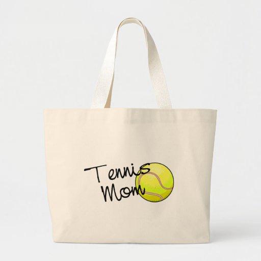 Mamá del tenis bolsa