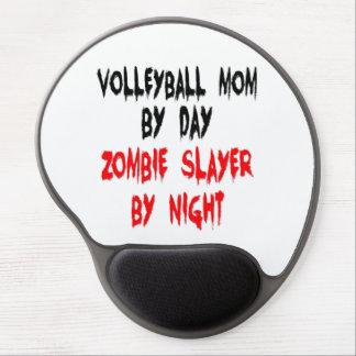 Mamá del voleibol del asesino del zombi alfombrilla gel