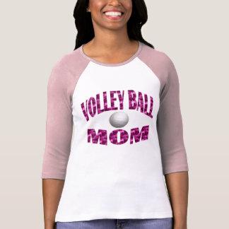 Mamá del voleibol remeras