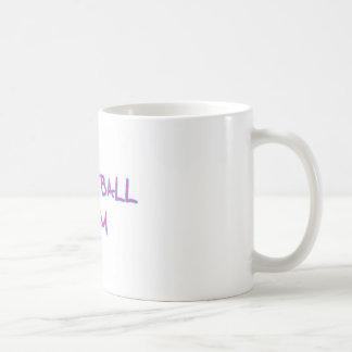 Mamá del voleo taza