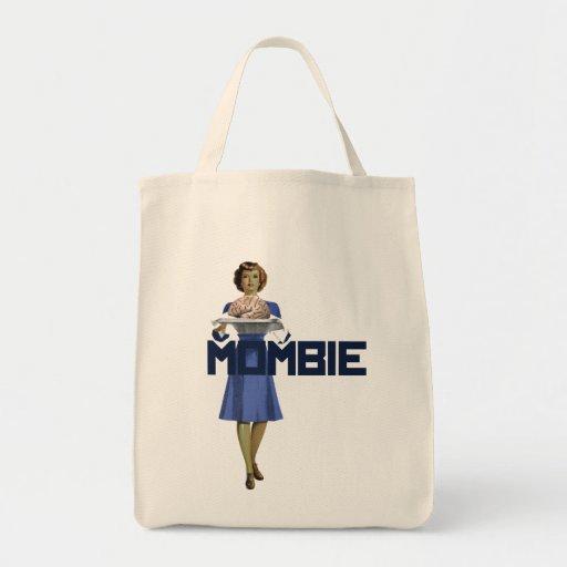Mamá del zombi bolsa